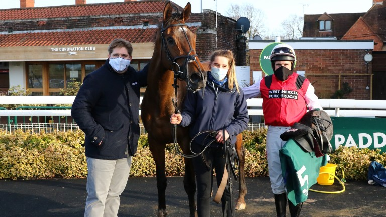 Molly Ollys Wishes after her Listed success at Warwick earlier this month
