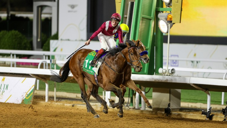 Mishriff: Saudi Cup winner will chase a first British Group 1 at Ascot this weekend