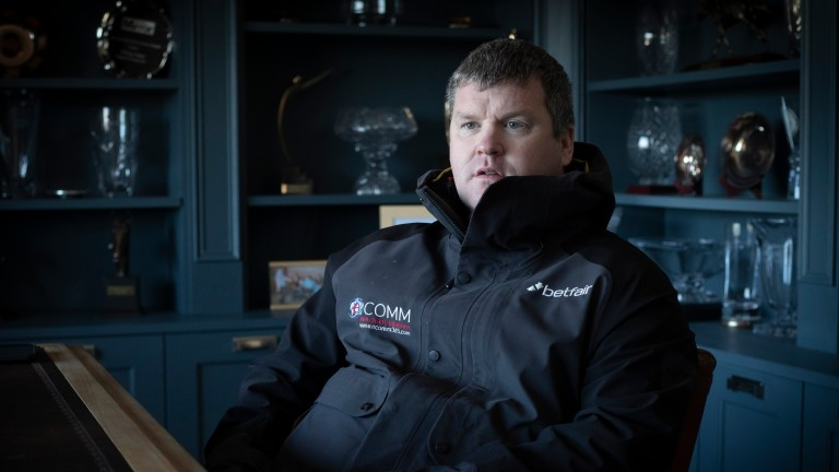 Gordon Elliott: said Monday that he will pay for his mistake for the rest of his life