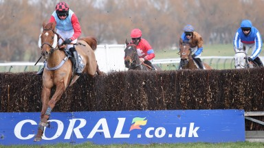 ARDERA CROSS and Derek Fox win at   AYR 1/3/21Photograph by Grossick Racing Photography 0771 046 1723