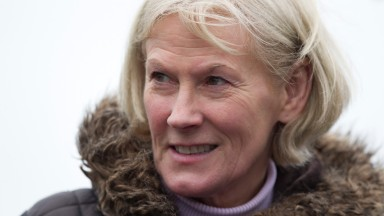 Denise 'Sneezy' Foster, who will take over the training licence at Cullentra House stables while Gordon Elliott serves a sixth-month ban
