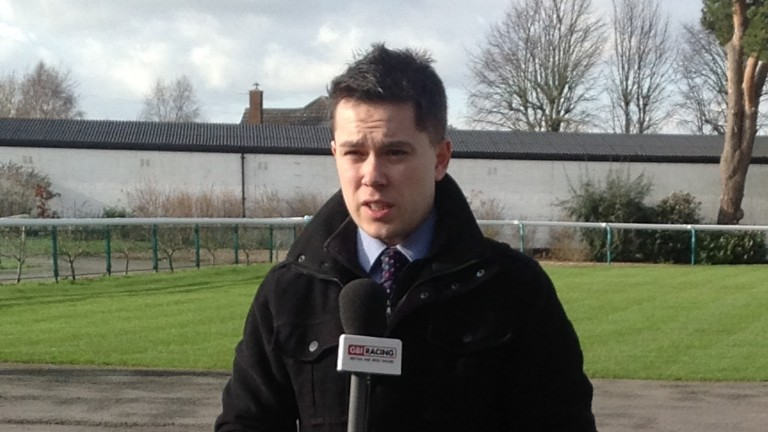 Commentator Gareth Topham could help make the festival atmosphere in your home