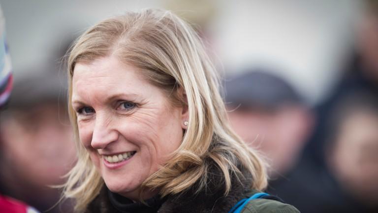 Sandra Hughes: Godolphin's Irish Stud and Stable Staff Awards ambassador