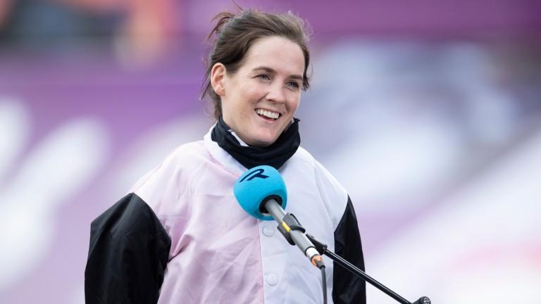 Rachael Blackmore: racing's star shone bright again in the Grand National