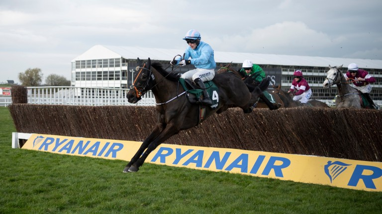 The Shunter is yet to win for JP McManus but goes for another big prize in Wednesday's Galway Plate