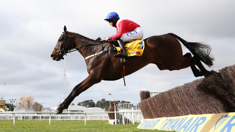 Allaho: recorded an RPR of 176 with his stunning win in the Ryanair Chase on Thursday