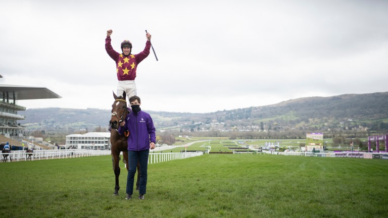 Minella Indo: Punchestown absence is likely to see Al Boum Photo assume favouritism