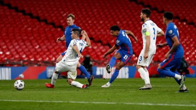 England striker Ollie Watkins has made a big impact at Aston Villa