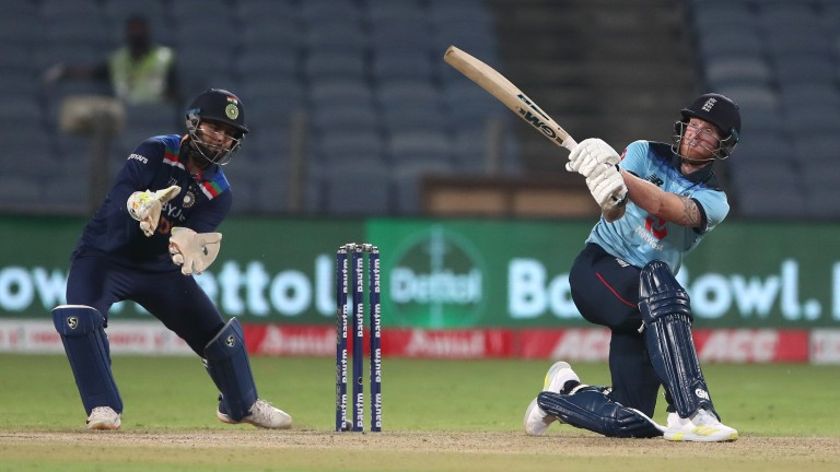 Ben Stokes is in action for the Northern Superchargers at Headingley