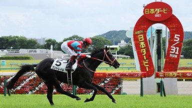 Triple Crown winner Contrail looks tailor-made for the Osaka Hai over his favoured trip but faces a speedy rival in Gran Alegria