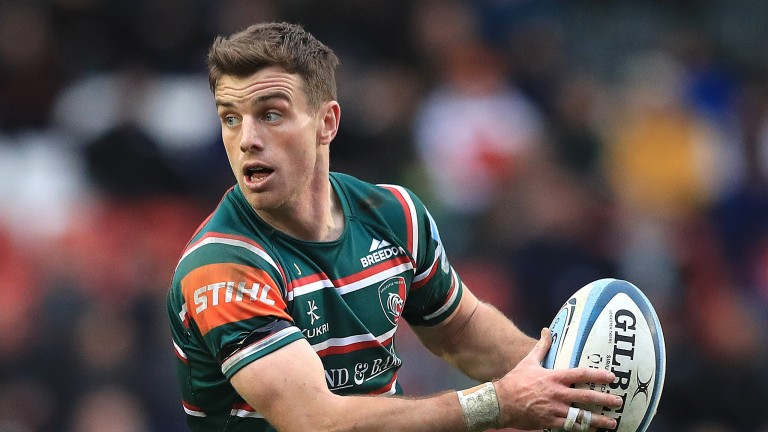 Leicester fly-half George Ford