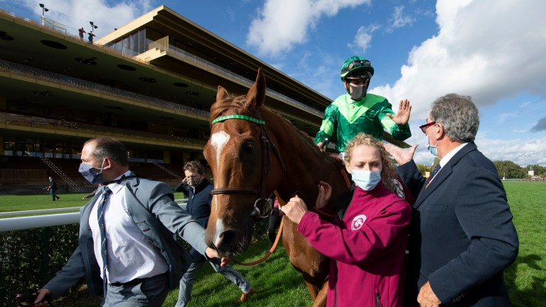 French racing's finances are healthy enough to offer generous premiums for owners of French-bred horses, with Sottsass earning an extra €203,904 when he won last year's Prix de l'Arc de Triomphe
