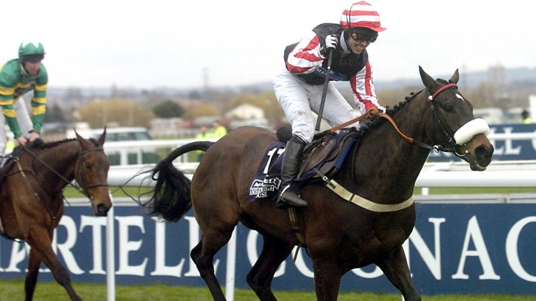 No 12-year-old has won the Grand National since Amberleigh House in 2004