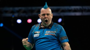 Peter Wright has strong hopes of landing the inaugural Nordic Darts Masters