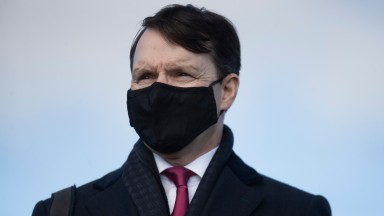 Aidan O'Brien: won the 1,000 Guineas with Mother Earth