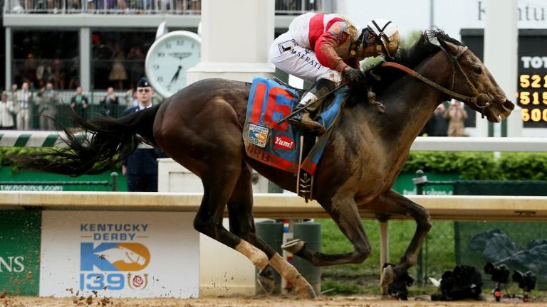 Orb: 2013 Kentucky Derby winner will transfer to Haras Cuatro Piedras in Uruguay