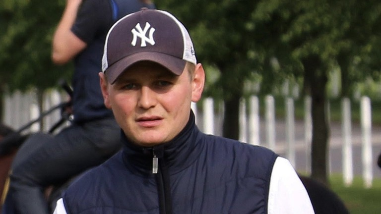 George Boughey: has been in superb form with his two-year-olds this season