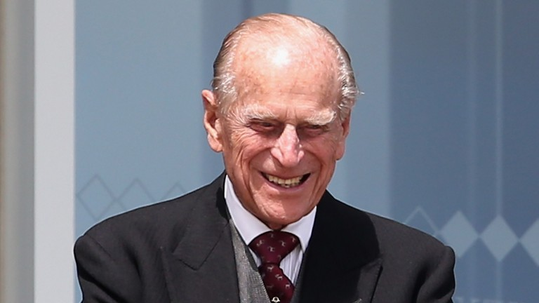 Prince Philip: a great horseman in his own right