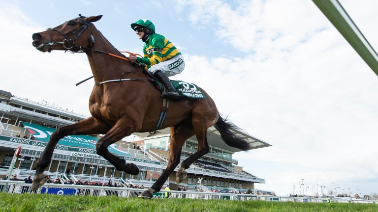 Minella Times: a ready winner of jump racing's most famous event