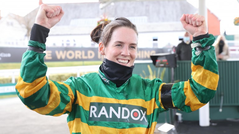 """Henry de Bromhead on Rachael Blackmore's title bid: """"We'll support her as best we can"""""""