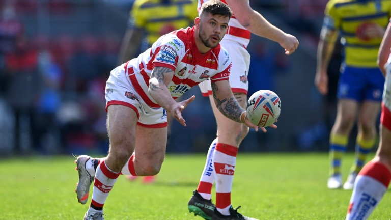 Liam Hood and his Leigh side have held their own against Super League's big teams