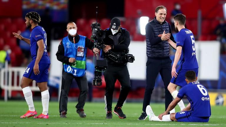 Thomas Tuchel's Chelsea take aim at a Champions League final
