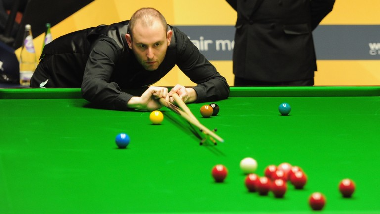Matt Selt has been well backed to shine in his Crucible opener against Barry Hawkins