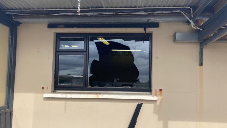 Wexford: repeatedly targeted by vandals in recent months