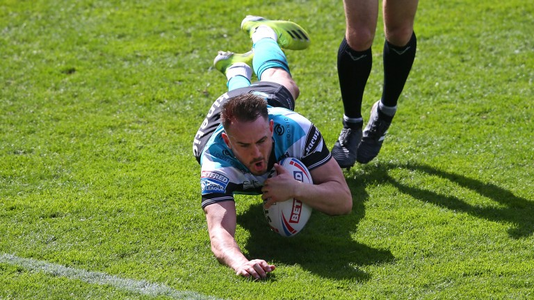 Hull FC's Josh Reynolds will be out to add to his tally of four league tries against Castleford.