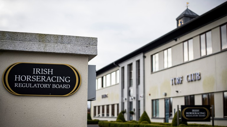 """""""""""Following comments made recently, the IHRB can once again stress there is a zero-tolerance approach to doping in Irish racing"""""""