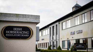 IHRB headquartersThe CurraghPhoto: Patrick McCann/Racing Post05.03.2021