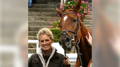 Amanda Zetterholm: joining Goffs as French agent next month
