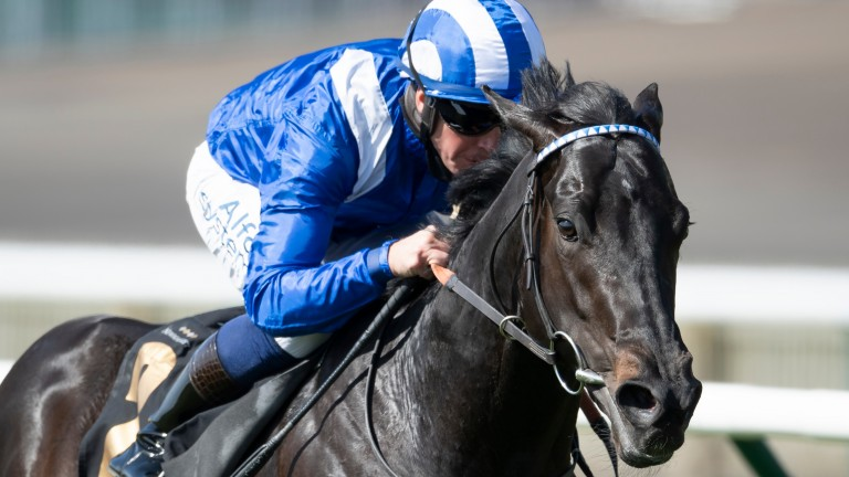 Mutasaabeq: recorded an RPR of 109 when winning at Newmarket last time