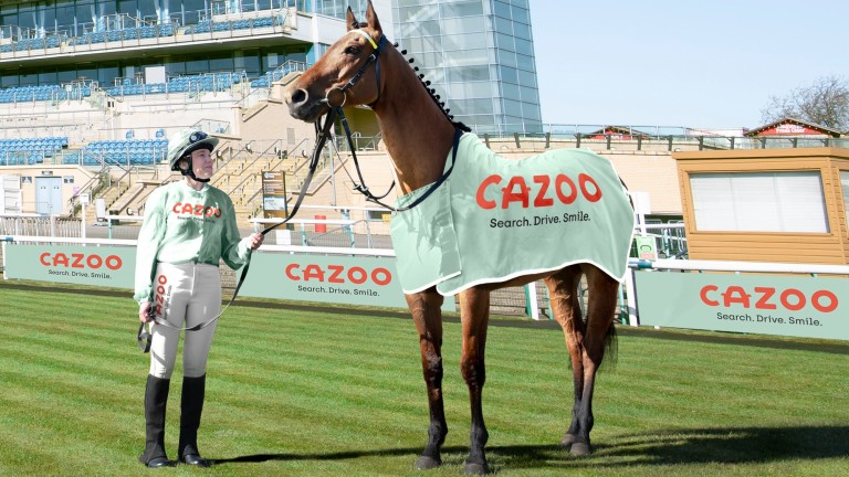 Cazoo is to become the new sponsor of Doncaster's four-day St Leger Festival