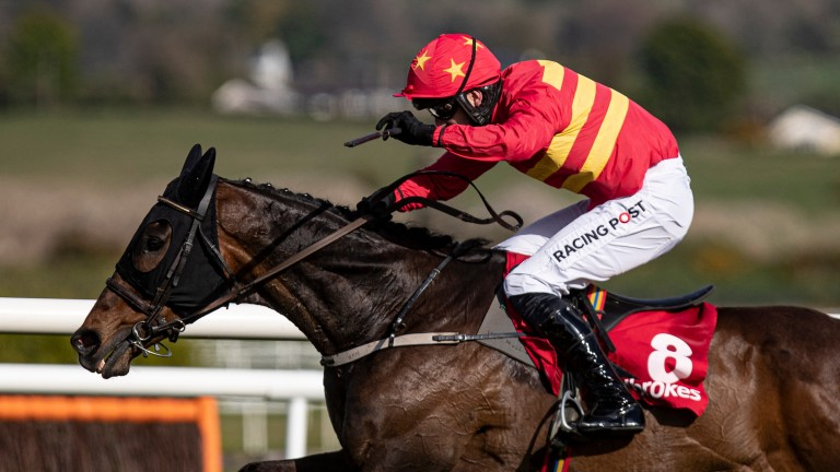 Klassical Dream is back to his best in the Champion Stayers Hurdle