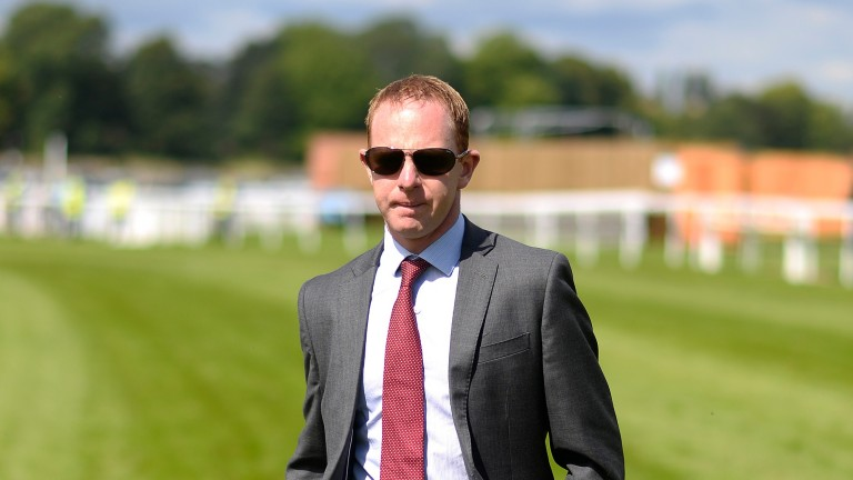 David O'Meara: can add a Chepstow winner to his CV