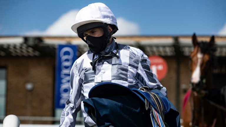 Ryan Moore: has a strong book of rides on the opening day at York