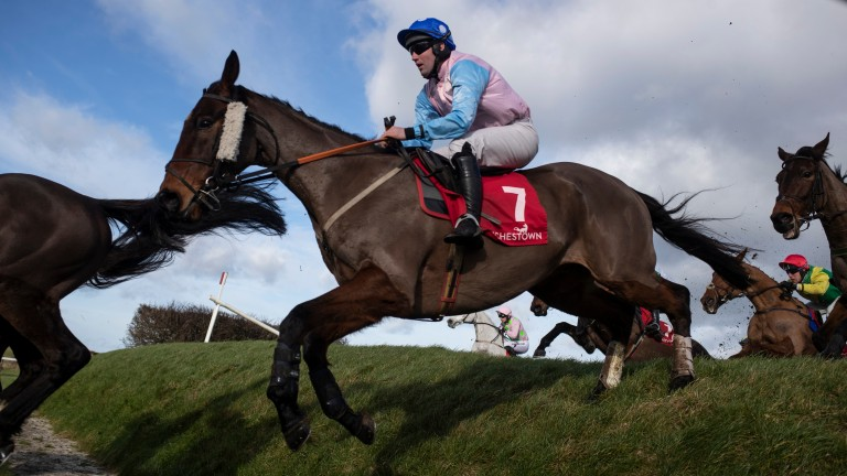 """Owner Albert Weld on Enniskillen: """"It's a sad day for us but we're delighted he's retired in one piece"""""""