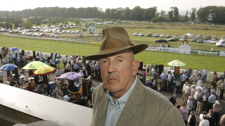 Barney Curley revisits Bellewstown races on the 30th anniversary of the Yellow Sam coup