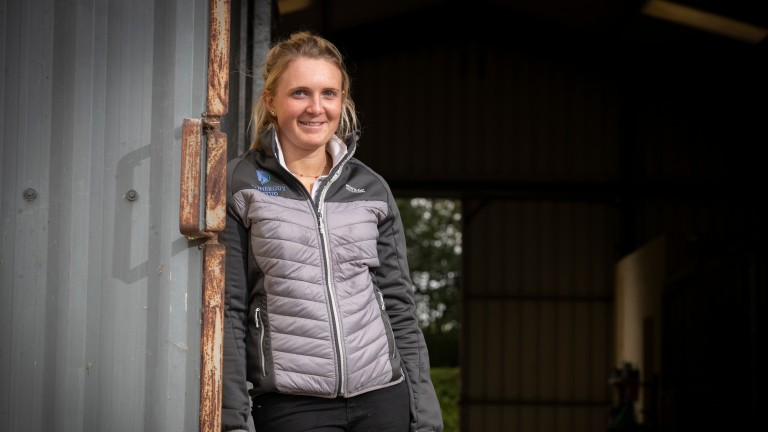 Clare Manning at Boherguy Stud