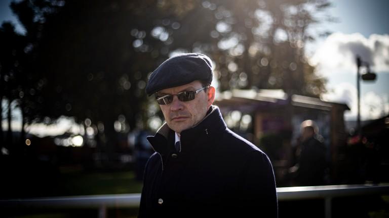 Aidan O'Brien: won his 14th Derrinstown Stud Derby Trial with Bolshoi Ballet
