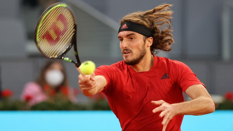 Monte Carlo Masters champion Stefanos Tsitsipas could fare better in Rome than he did in Madrid last week