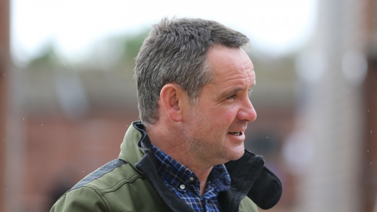Johnny Hassett: the hugely popular breeze-up consignor is undergoing lifesaving lung cancer treatment in Germany