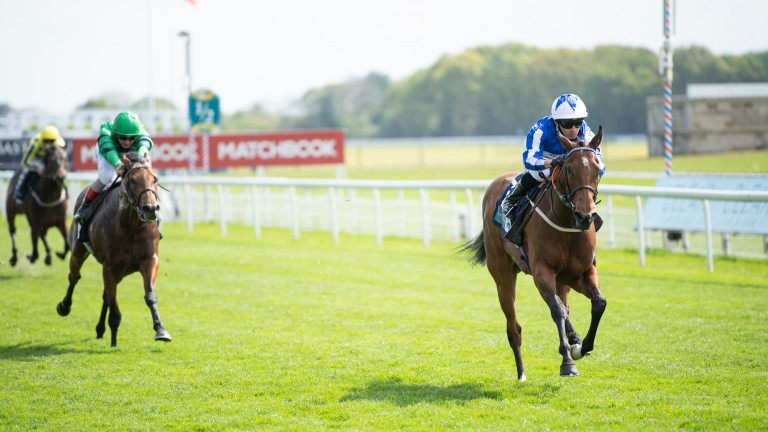 Winter Power: shouldn't be inconvenienced by faster ground in the King's Stand
