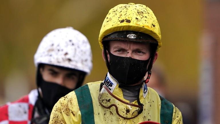 Rob Hornby: set to return next week