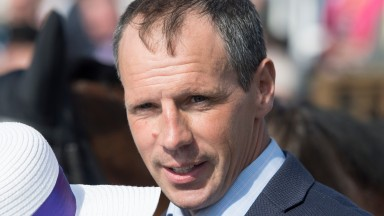 Iain Jardine: the trainer's four runners on Monday have been cut by layers