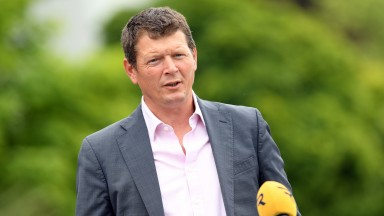 Andrew Balding: targeting Royal Ascot with his high-class string