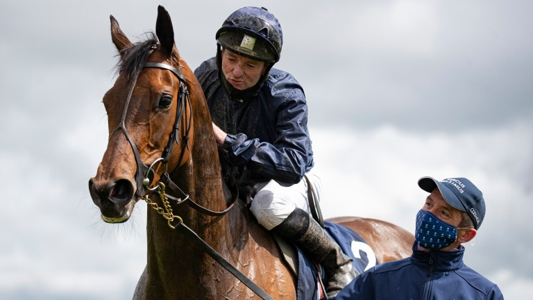 Seamie Heffernan has pledged to undergo further training at Race to address his whip use