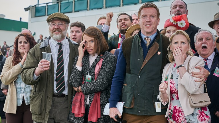 Crowd scenes were filmed on actual racedays at Newbury, Aintree and Chepstow