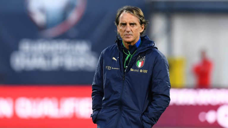 Roberto Mancini oversaw a superb qualifying campaign with Italy